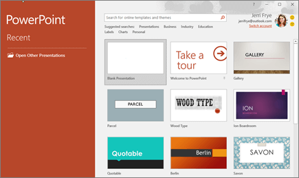Microsoft, Powerpoint, top tips
