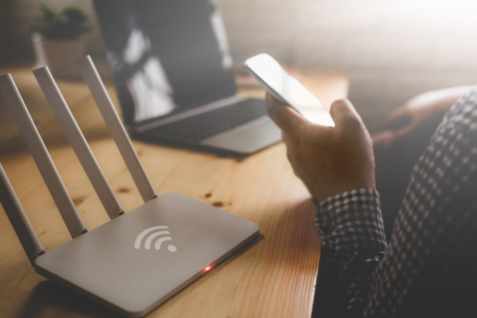 Broadband help for remote working